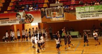 國際籃球友誼交流賽   高市小港區華山國小女籃隊表現傑出