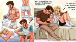 越穩交的情侶越會懂!插畫家畫出不一樣的日常情趣 看完就想回家抱另一半