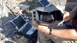 美軍「千里眼」!裝甲車+無人機監控敵情
