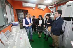 日本泰國際評鑑機構 參訪龍華科大