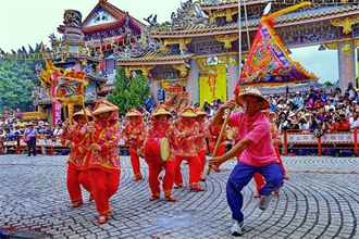 文化快遞》點燃極致的宗教藝術之火 2018保生文化祭