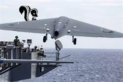 洛馬提出MQ-25無人加油機構型 採飛行翼設計
