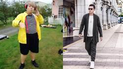 想要成為心中的那個人!網紅胖虎10個月瘦身53公斤變潮男 公開減肥計畫