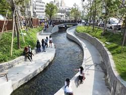網傳「綠川用自來水」?水利局嚴正駁斥:荒謬至極