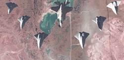 F-35領軍 美無人機2030群攻敵方防禦網
