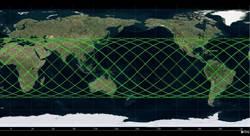 「天宮一號」墜落處 太空中心:靠近古巴