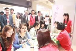 中華醫大就業博覽會 醫院診所上千護理職缺等學生