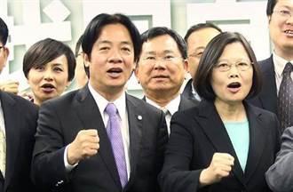綠委預言台灣將出大事 港媒:取決於蔡政府