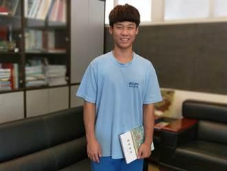 台中海線首位滿級分 紀昊天個人申請上6校醫學系