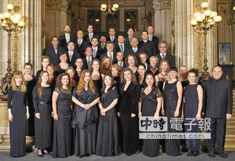 維也納國家歌劇院合唱團獻唱