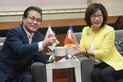 日和歌山議員參訪高市議會 直誇芒果冰好吃
