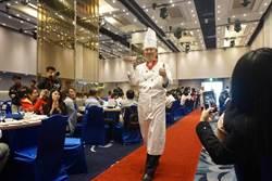 北台八縣市首長會議 林右昌化身廚神推在地食材