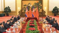金要確保政權 料獲北京承諾