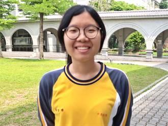旭光高中四技個人申請第一階段 黃宜靖申請5個科系全通過