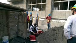 驚!台電大林廠又爆工安意外 工人從10米高墜樓亡