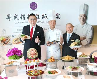 曾任米其林二星餐廳主廚 陳國華4月起十天到香格里拉台南遠東國際大飯店當10天客座主廚