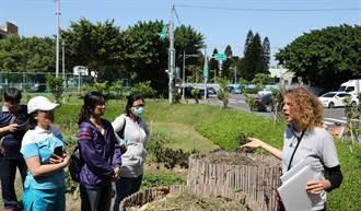 結合生活美學 竹市老師體驗食物森林