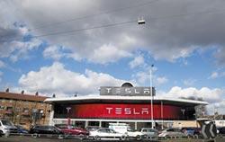 Model S逾12萬輛召修 特斯拉股價挨打