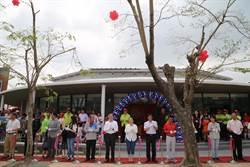 嘉縣中小學第1座室內溫水游泳池正式啟用 取名「水牛厝」