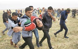 以巴爆流血衝突 加薩17死