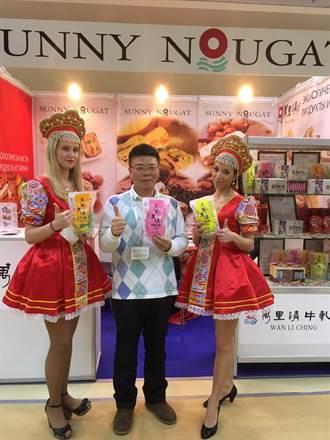 陸客不來業績嚴重下滑 台灣牛軋糖轉賣到俄羅斯