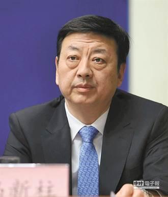 前陝西副省長馮新柱涉受賄遭「雙開」處分