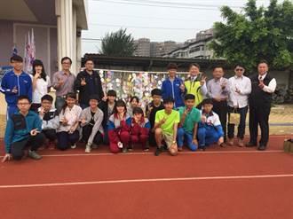 清水國中畢業學長姊 回母校分享讀書方法