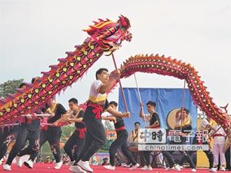 宋江陣創意賽 龍華科大奪冠