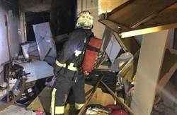 影》婦人疑引爆瓦斯輕生 三重氣爆釀2死5傷