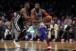 NBA》德拉蒙幹架了!活塞與籃網爆發全武行