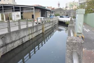 鹿港南分圳惡臭有解 排水加蓋工程本月動工