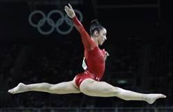 女子體操服誘人犯罪?美國金牌女將憤怒