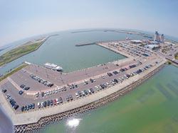 綠色布袋港 推動空品淨區