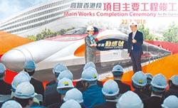 廣深港高鐵香港段 4月起試運行