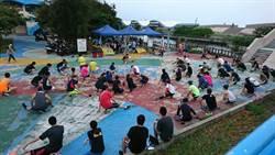 找回過往繁榮  大學生在新竹朝山社區創意出擊