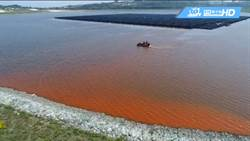 金門金湖水庫變「羅宋湯」 重金修繕沒用水質優養化