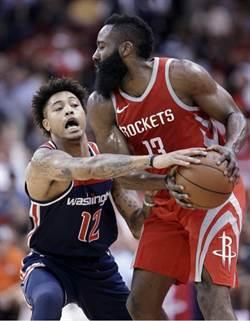 NBA》美媒預測:哈登穩奪MVP 班西蒙斯最佳新人