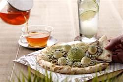 甜品控的大滿足!抹茶紅豆白玉、提拉米蘇都變披薩啦