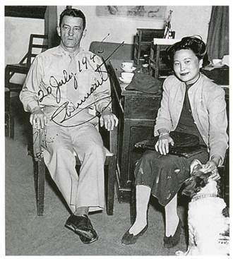 飛虎隊將軍陳納德遺孀陳香梅過世 享壽94歲