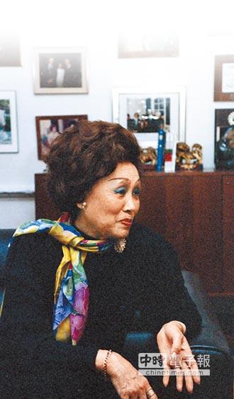 美飛虎隊陳納德將軍遺孀!中美民間大使 陳香梅辭世