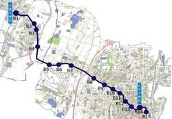 台中捷運藍線可行性報告通過 預計今年中實質設計