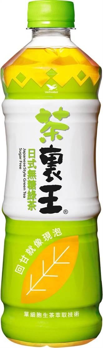 超商綠茶飲料 這瓶賣最好