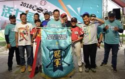 新竹市全國活力風城盃棒球賽開打 24隊500學童較勁
