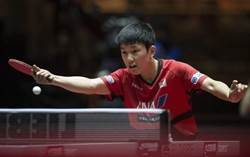 亞洲盃桌球賽 日本14歲小將擊敗球王樊振東