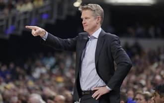 NBA》慘遭溜馬橫掃 勇士主帥:有夠丟臉!