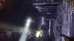 生意差心情差 水電工縱火燒毀自家車與公共水管