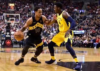NBA》甩脫綠衫軍糾纏 暴龍隊史首度東區第1