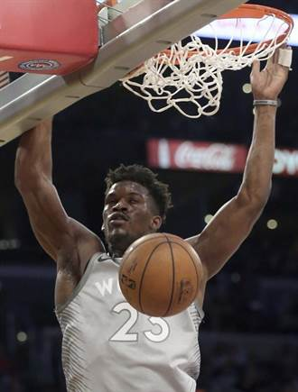 NBA》巴特勒復出救主 灰狼保住西區老八