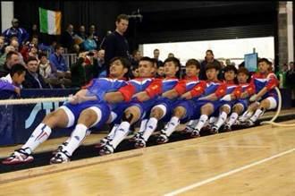 遲來金牌抱憾 中華拔河隊教練:曾想到比賽就睡不著