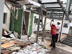 板橋大觀路2違建套房隔44間 新北市鐵腕強拆